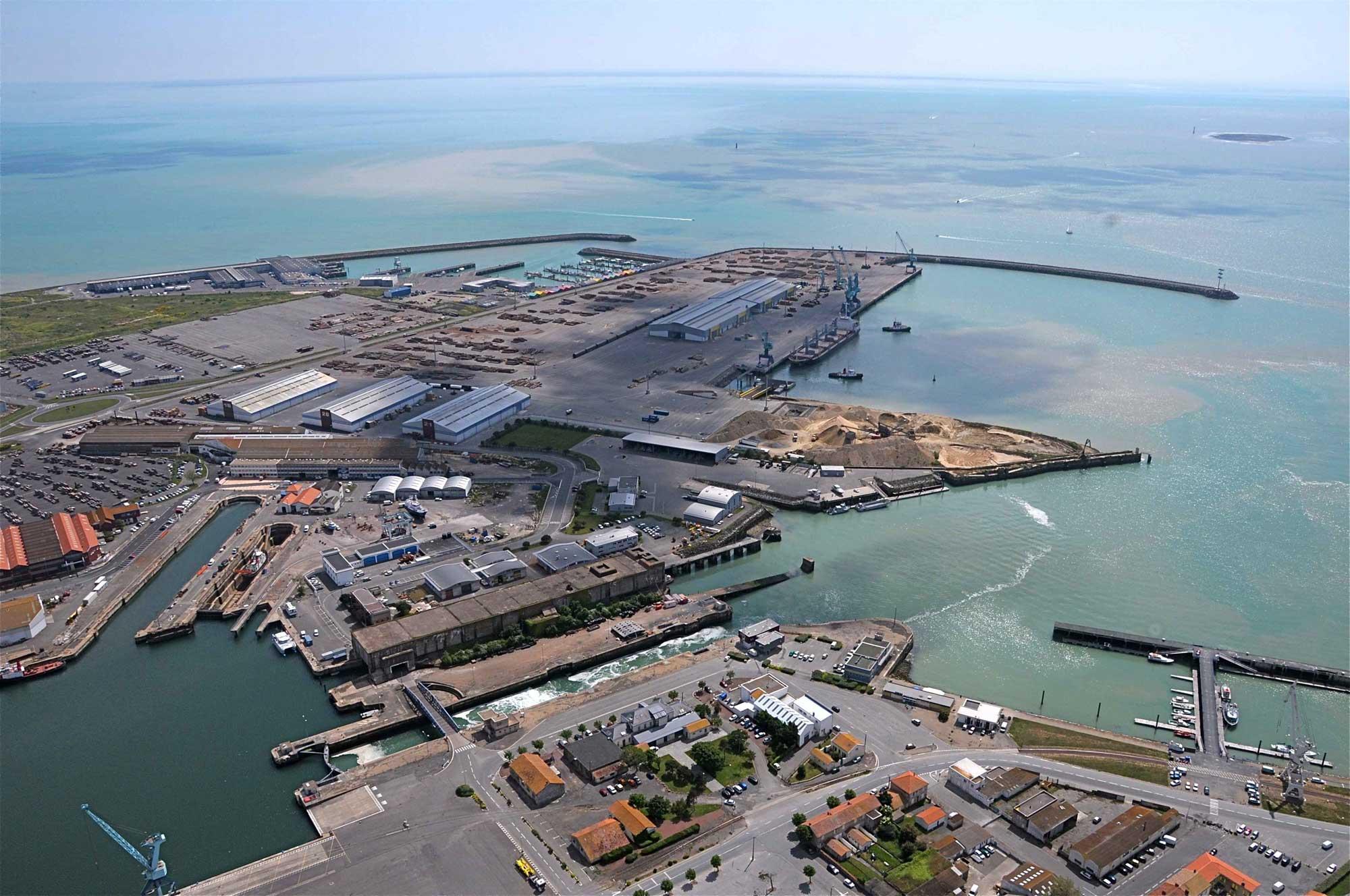 Portfolio french ports dsg consultants - Restaurant la rochelle port ...